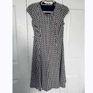 Jessica Howard Petite Print Dress